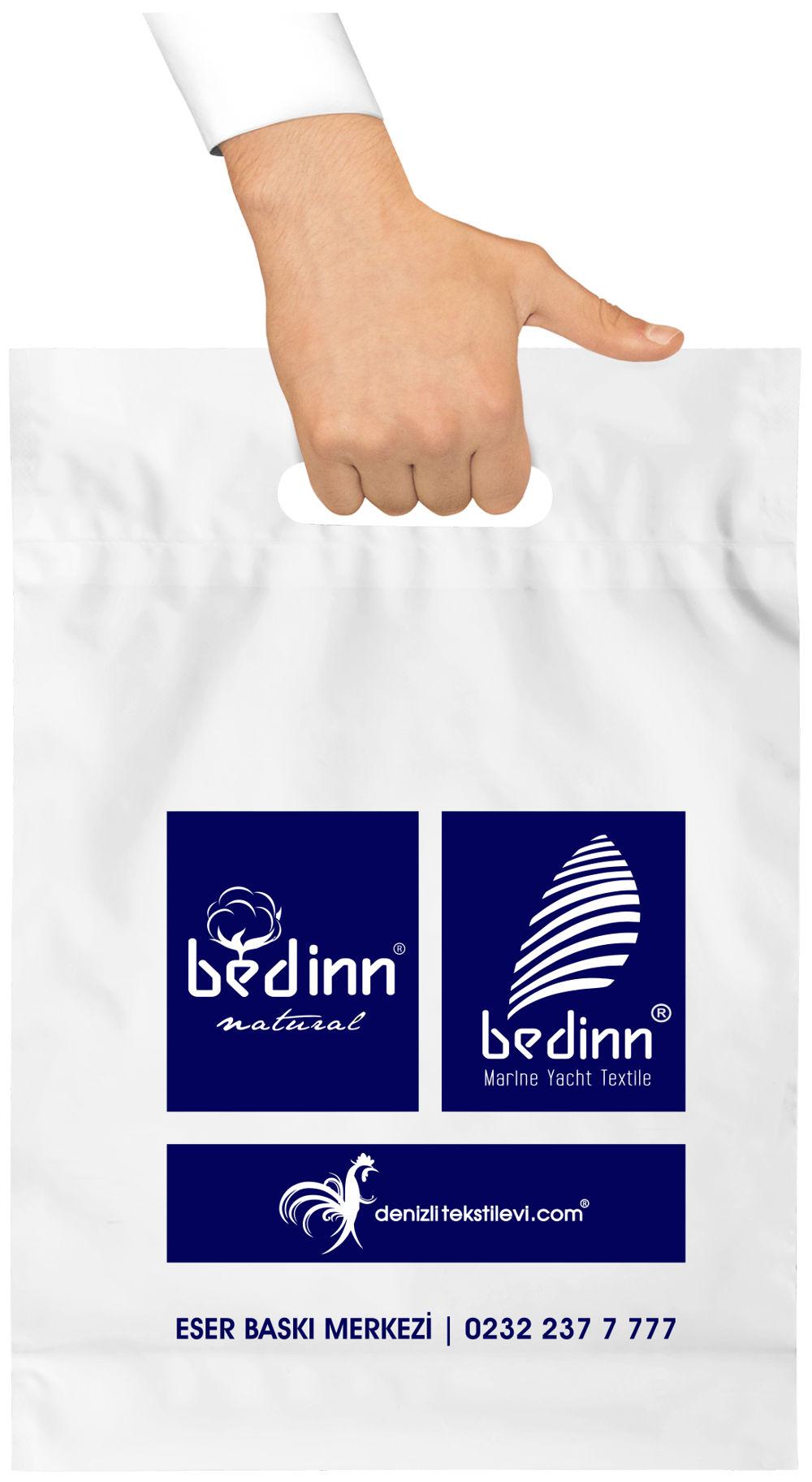 Baskılı Plastik Poşet Mardin